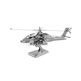 Metal Earth: AH-64 Apache, 3D Laser Cut Model