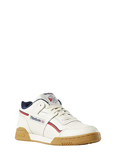 Zoom IMG-1 reebok workout plus scarpa white
