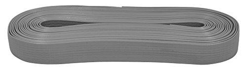 Corderie Italiane 006001492 Cintino per Tapparelle in PVC, Grigio, 7.5 m