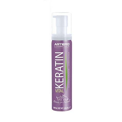 Artero H672 - Keratín Vital Acondicionador para perros y gatos, 100 ml