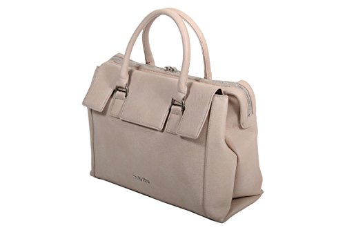 Borsa a mano M Andie NASH A8141 Blue collection Beige (Beige)