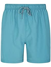 1703fff14c Mountain Warehouse Aruba Mens Swim Shorts - Fast Dry Swimming Trunks,  Lightweight Board Shorts, Adjustable Draw Cord Beach Short Pants,…