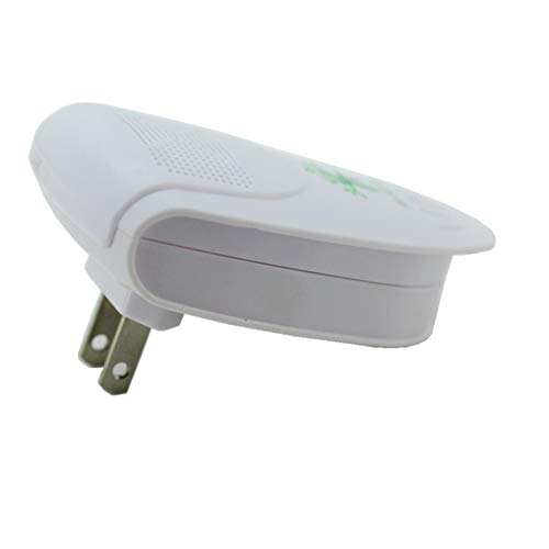 elegantstunning Mini Pocket Ozon Luftreiniger Reiniger Negative Ion Generator Diffusor für Wohnraum U.S. regulations -