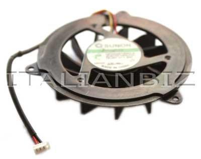 Lüfter Fan für Prozessor für Notebook HP DV5000DV5100DV5200AMD GC055515VH