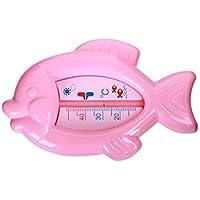 Sicherheit Baby Bad und Zimmer Digital Schwimm Thermometer Krabben Design und 4 st/ücke Bad Kleinkind Spielzeug f/ür M/ädchen und Jungen Orange Krabbe