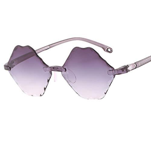 Clacce Kinder unregelmäßige Augen Sonnenbrillen Retro Eyewear Fashion Strahlenschutz