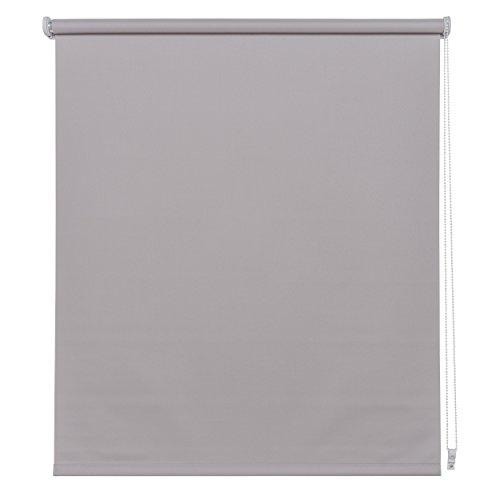 Your Choice Estor Enrollable Translúcido, Gris, 150x190 cm