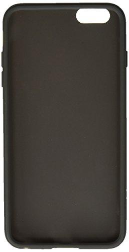 Diztronic IP6P-TPU-MINT hochglänzende flexible TPU Schutzhülle für Apple iPhone 6 Plus/6S Plus minze-türkis Matte Charcoal Gray