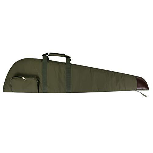 Riverside Green EX-PRO 2 Deluxe Tasche für Gewehr mit Griff, 111,8 cm -