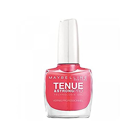 GEMEY MAYBELINE - Vernis à ongles - TENUE AND STRONG PRO - 170 FLAMAND ROSE