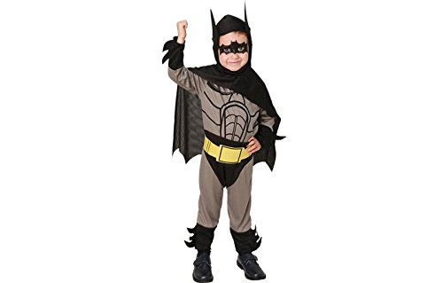 Fyasa 706076-t00 Bat Hero Fancy Dress Kostüm, Klein