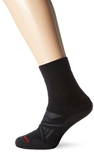 Smartwool Herren PhD Nordic Medium Socke, Black, XL (Ski-socken-xl Smartwool)