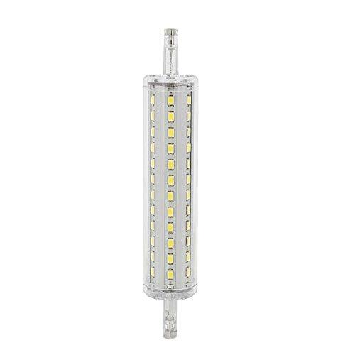 dimmbare led glühbirne r7s 135mm 20w max 230w 240v ac 85-265v flutlicht halogen - lampe ersetzen weiße (weiß, 20w 135mm dimmbar ac85-265v) -