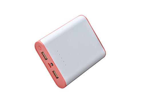 Banco USB portátil aricona 551-28 N 555 Alimentación universal para Smartphone /...