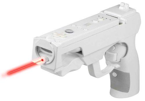 Preisvergleich Produktbild Wii Pistole Laser Revolver