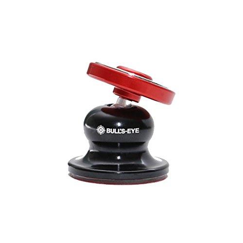 REDDOT MOBILE® BULL'S EYE - Universal Auto Handyhalterung aus Aluminium mit Neodym Magnet geeigent für alle KFZ, Handy und Smartphone - iPhone, Samsung, LG, Huawei, HTC, Sony, etc. (Deep Blue) Apple Eye Handy