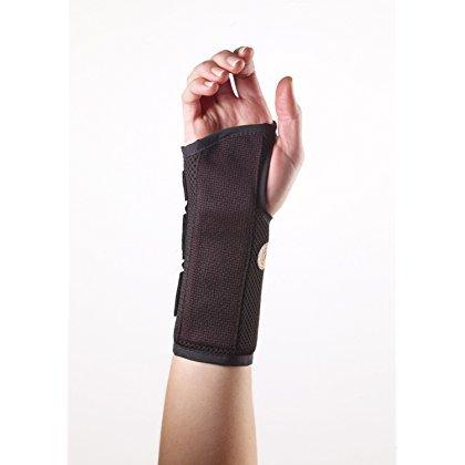 Corflex Ultra Fit Cool Wrist Splint 8' Medium Right