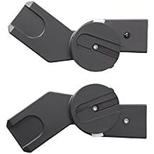 Cybex 515417004 - Adaptadores capazo para sillas de paseo línea M de Cybex, color negro