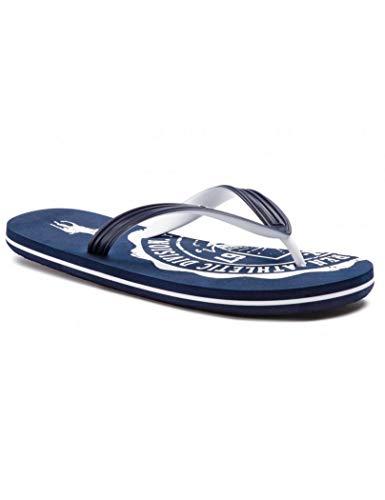 Ralph Lauren - Flip-Flops Mann Modell WHTLBURY 816737267001 - Marine, 44
