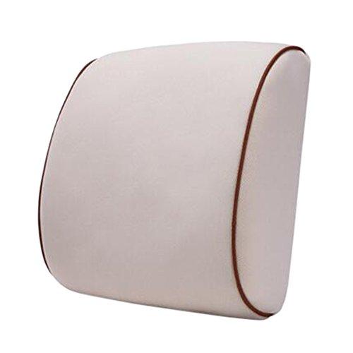 Blancho Coussin de voiture de coussin arrière élégant/soutien de taille de coussin de chaise de bureau #12