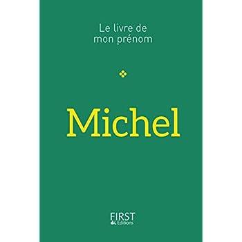 Le Livre de mon prénom - Michel 03