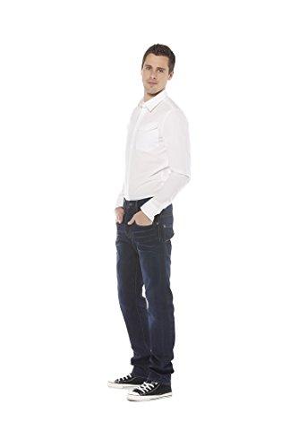 Chemise G STAR Revend Pocket Blanc