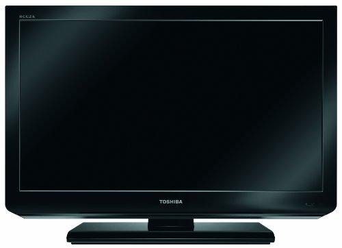 Toshiba 26EL833G 66 cm (26 Zoll) LED-Backlight-Fernseher (HD-Ready, 100 HZ AMR, DVB-T/-C, CI+) schwarz