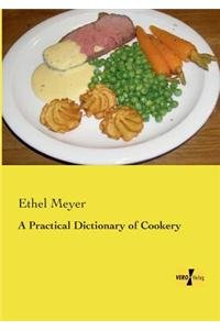 A Practical Dictionary of Cookery Meyer Tabelle