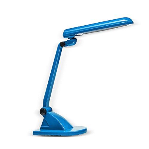 A-ZHP & Tisch-Nachttischlampen LED Schreibtischlampe 15W Lesen, Schlafzimmer Nachttischlampe, Druckschalter, dimmbar, Serie: Wirtschaftlich, Leselicht -
