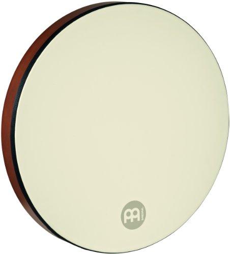 Meinl Percussion FD20D-TF Daf, Frame Drum mit Kunststofffell, 50,8 cm (20 Zoll) Durchmesser, african brown