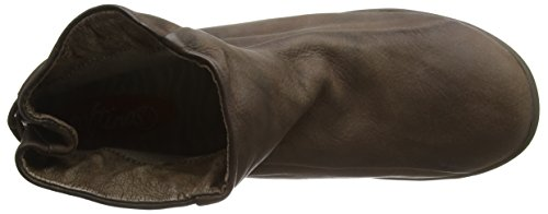 Softinos  Nea341sof, Bottes Classiques femme Marron - Brown (Coffee)
