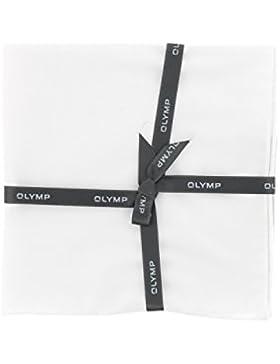 OLYMP Einstecktuch, 33x33 cm, weiß