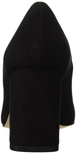 BATA 7236494, Chaussures à Talon à Bout Fermé Femme Noir - Nero (Nero)
