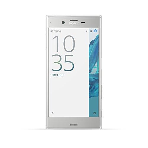 Sony Xperia XZ Smartphone (13,2 cm (5,2 Zoll), 32 GB Speicher, Android 6.0) Platinum