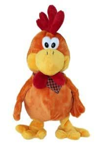 HILISS Stuffed Toys Sing and Dance Chicken Dolls