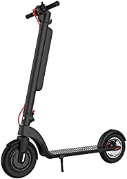 Electric Kick Scooters Adult Foldable Electric Scooter with Bluetoot Lightweight E-Scooter Maximum Speed 25Km/
