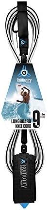Komunity Longboard Knee 7MM Leash - - - nero, 9'0 by KomunityB00Q7ENDN4Parent | Cheap  | Il materiale di altissima qualità  | Qualità Primacy  | il prezzo delle concessioni  67a87f