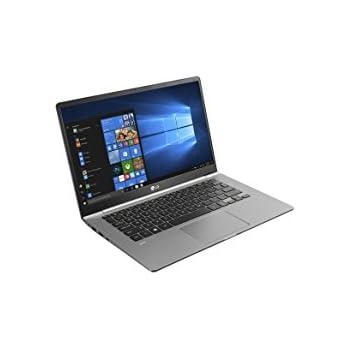LG gram 14Z980-B - Portátil de 14 Full HD IPS (Menos de 1 Kilo, bateria de 21 Horas, Intel i5 8250U 8th Gen, 8 GB RAM, 256 GB SSD, Windows 10 Pro), ...