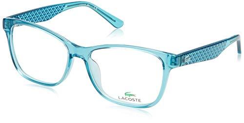 Lacoste Damen L2774 467 54 Brillengestelle, Azure