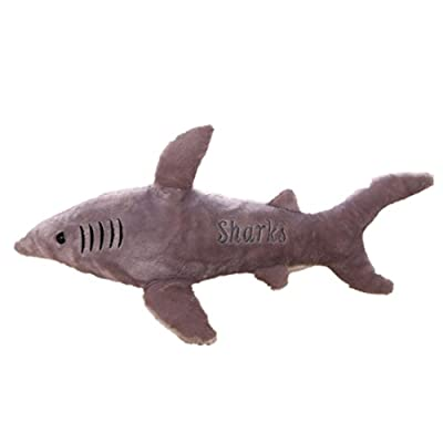 Kingko® Cute Sharks Doll Plush Toys Sea Jaws Pillow Stuffed Animals Soft Gifts 70/80/100 cm