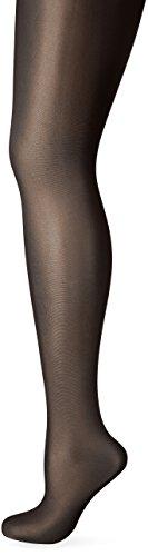 Wolford Hosiery Neon 40 Collant - sintetico, Quasi Nero, 10% elastene 1% cotone\ n\t\t\t\t 100% nylon 89% nylon, Donna, XL