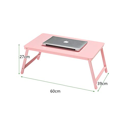 Carmel letto da scrivania pieghevole con tavolino da salotto con scrittoio da tavolo,pink