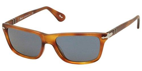 persol-mens-3026-light-tortoise-frame-blue-lens-plastic-sunglasses-58mm