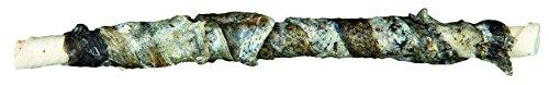 Trixie - Denta Fun Bastoncini con Pesce 1 Snack   12 cm   75 gr