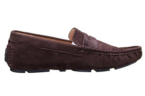 Reservoir Shoes - Mocassin Raul Choco Marron