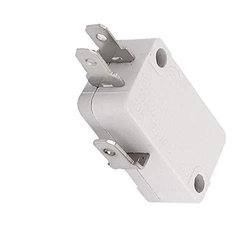 Aexit SPDT Interruptor límite micro botón presión