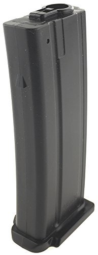 Airsoft magic 50 Round Polymer High Capacity Magazine for AEG MP7 Airsoft - Black