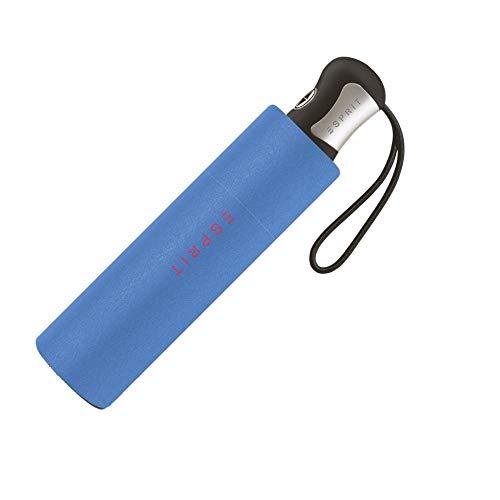 Esprit - mini ombrello tascabile easymatic, 4 sezioni, leggero e automatico