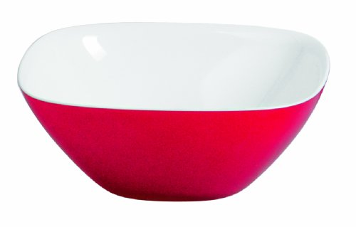 Guzzini Fratelli Spa Vintage Bol bicolore Rouge 30 cm