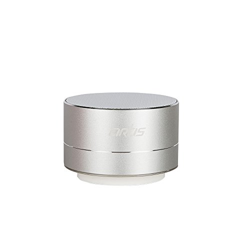 21 Off On Artis Bt10 Wireless Portable Bluetooth Speaker Silver